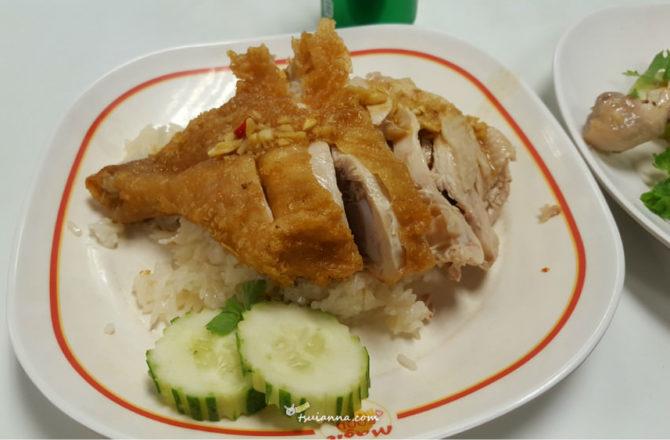 泰國曼谷自由行|蘇凡納布機場-Magic Food Point機場美食街就有超平價泰式小吃!!