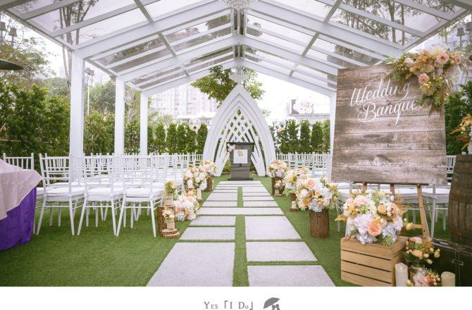 桃園婚宴場地-青青格麗絲莊園歐式花園婚禮的優劣分析