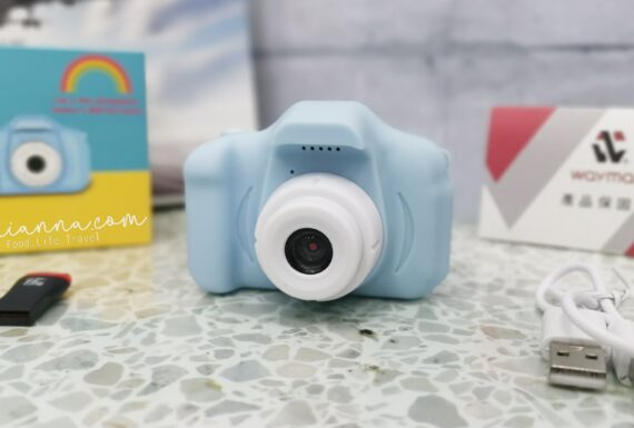 Waymax威瑪智能- TY20兒童相機推薦.培養孩子用不同的角度看世界