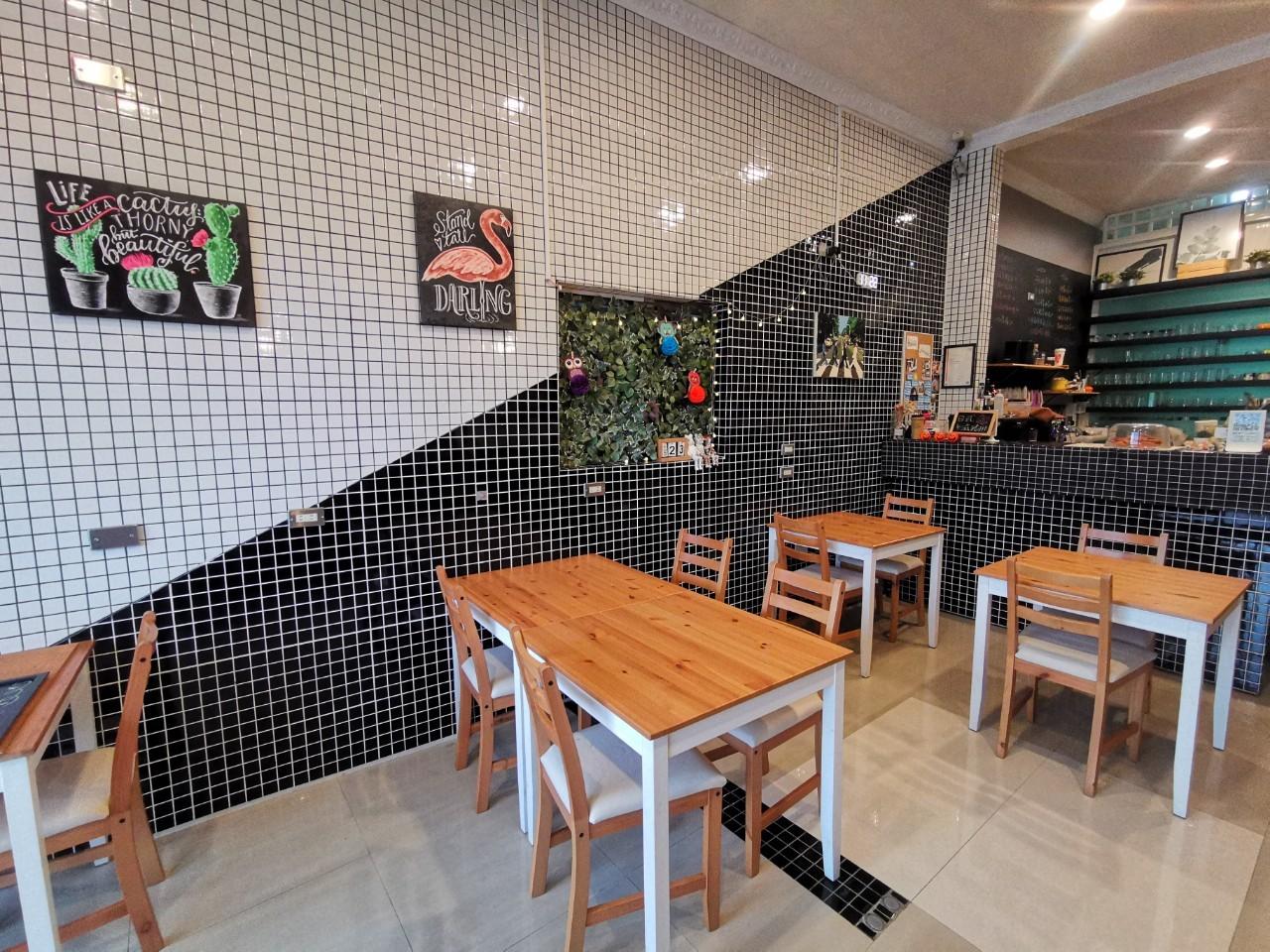 新北八里網美打卡景點美食餐廳 藍點咖啡 BLUE SPECK CAFE 3