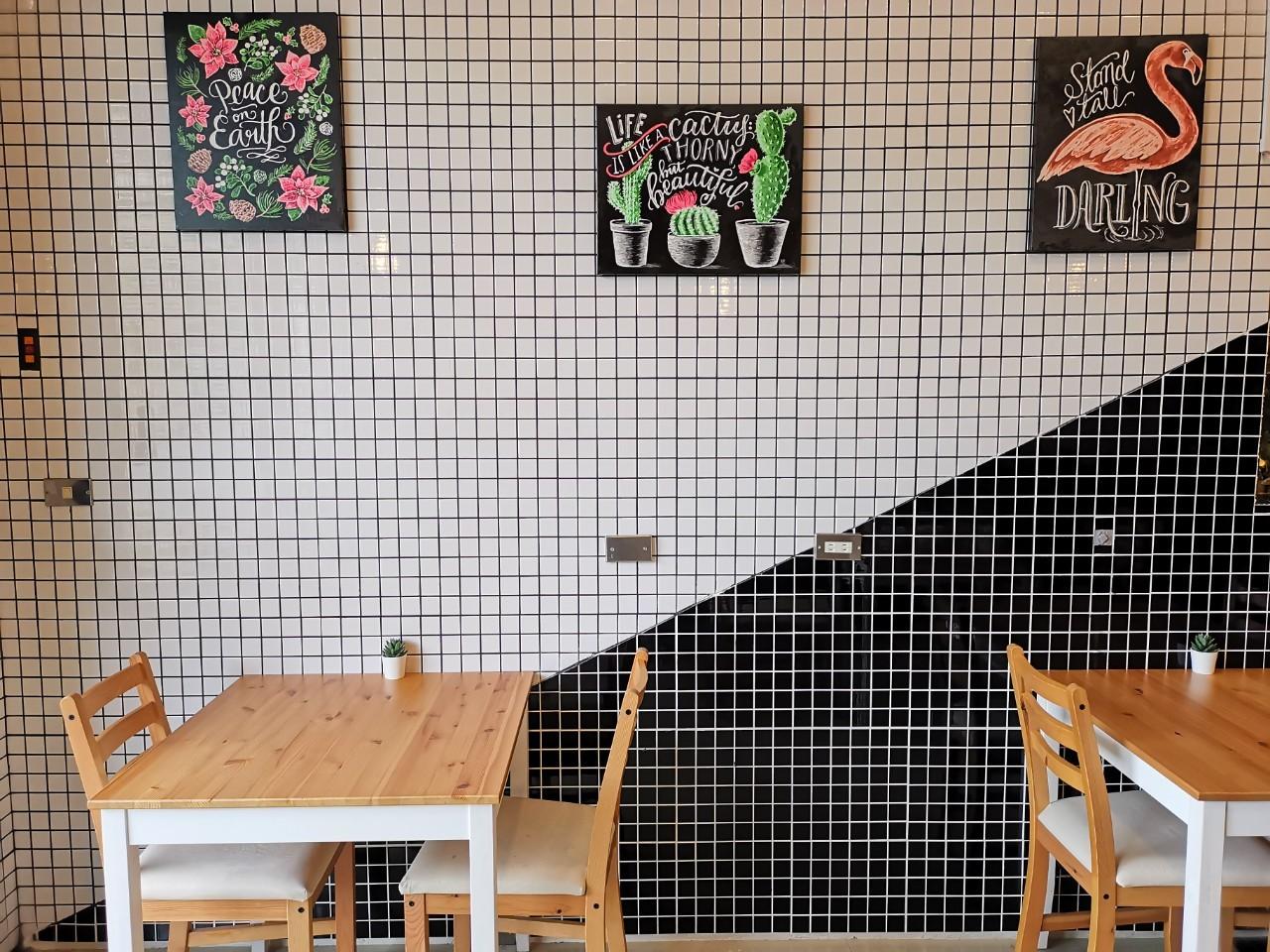 新北八里網美打卡景點美食餐廳 藍點咖啡 BLUE SPECK CAFE